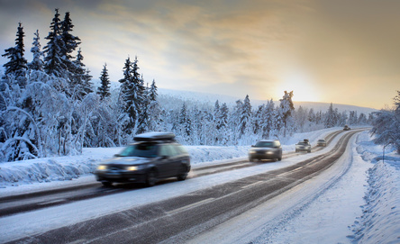 Auto accident statistics for holiday drivers