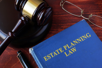 Estate planning law